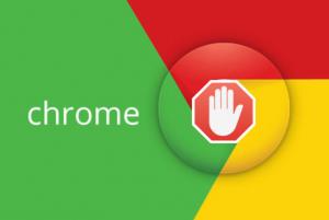 Chrome block