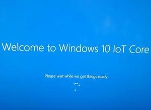 windows core problem