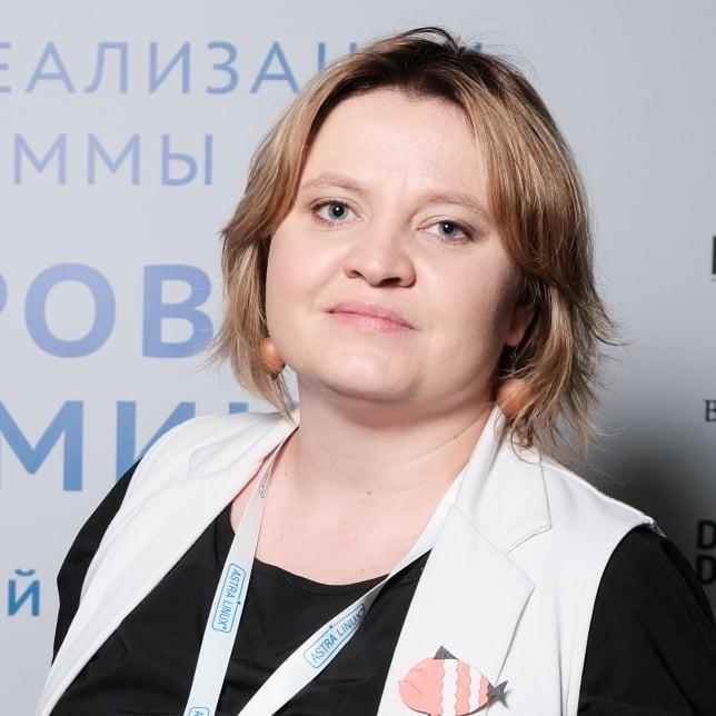 Анастасия Спирькова, ГК Astra Linux