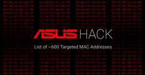 Asus hack list