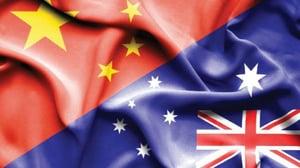 China vs Aussies