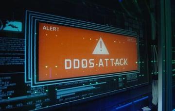 DDoS attack-1