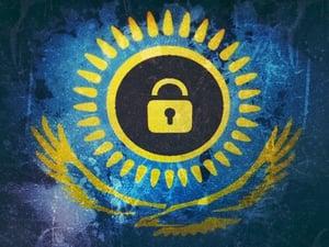 Kazah lock