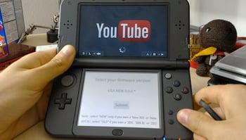 Nintendo hack