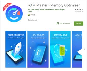 Ram master