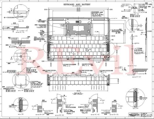 Revil blueprint