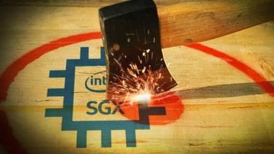 SGX axe