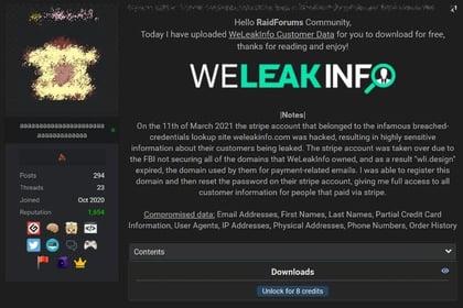 We Leak