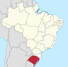 brazillian state