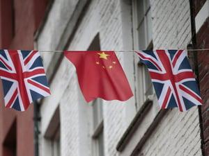 china and britain