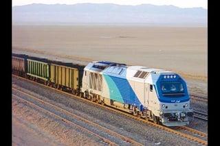 iranian rail