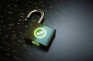 no encryption
