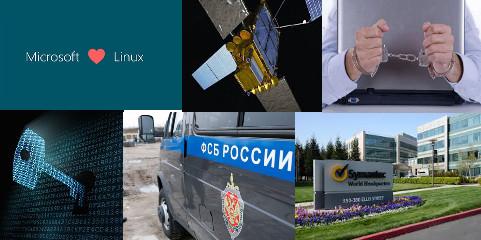 Дайджест: Broadcom покупает Simantec, ФСБ приступила к созданию ГИС, специалисты призывают НАТО исправить уязвимости в спутниковых системах