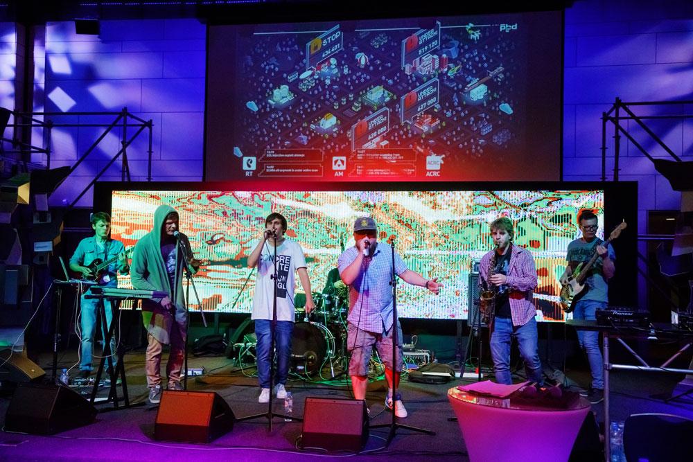 Лови Positive Wave: на PHDays 9 пройдет музыкальный фестиваль