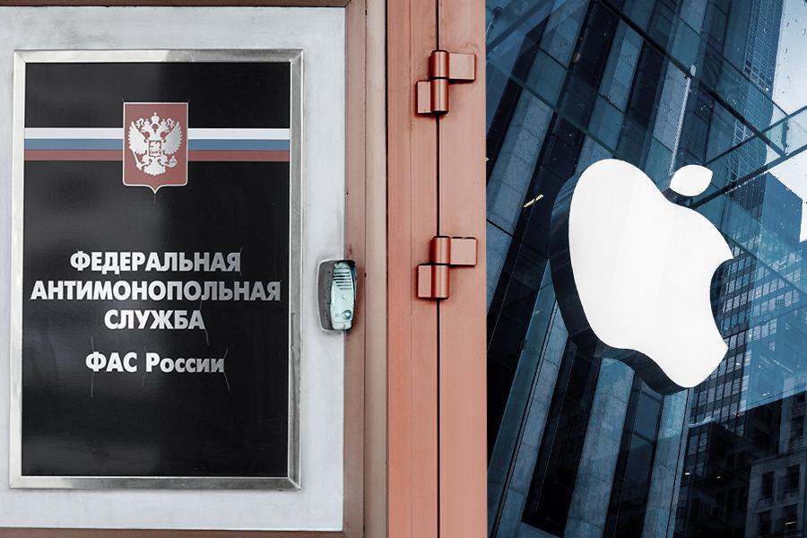 Apple пошла в суд против властей России из-за рекордного штрафа