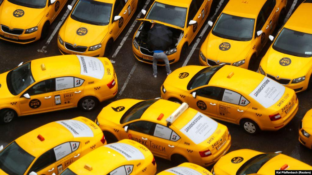 «Яндекс.Такси» подтвердило передачу данных пассажиров силовикам