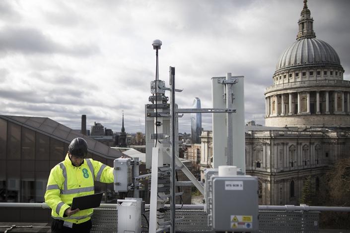 Комитет обороны Великобритании считает неудовлетворительными существующие правила регулирования 5G