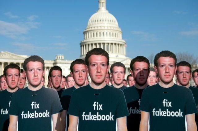 В США зарегистрирован законопроект о предвыборной цензуре в интернете