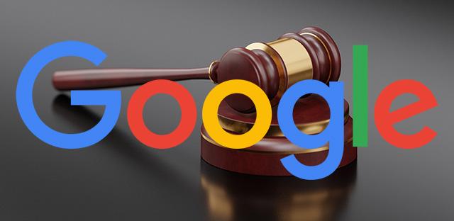 Google впервые подала иск к Роскомнадзору