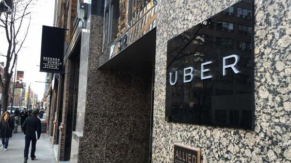 Uber уличили в слежке за машинами конкурентов
