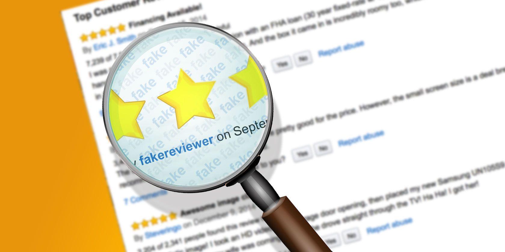 Amazon уличили взаказе положительных отзывов отоварах