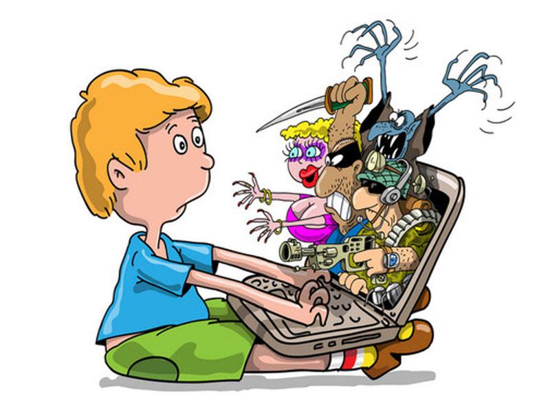 В Госдуме предлагают ужесточить закон о защите детей от интернета