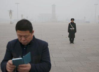 Полиция Китая преследут пользователей Twitter допросами и угрозами
