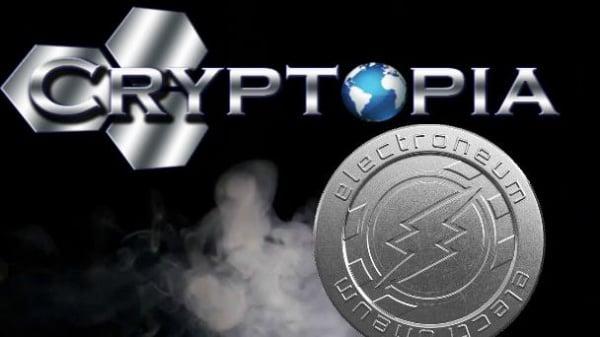 Взломщики снова грабят криптовалютную биржу Cryptopia