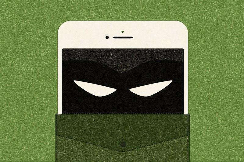 Ряд приложений от крупных компаний тайно фотографируют экраны пользователей