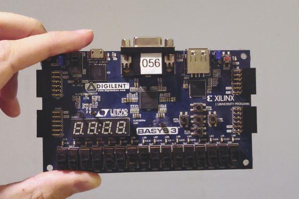 Уязвимость в FPGA-чипах позволяет похищать важные данные