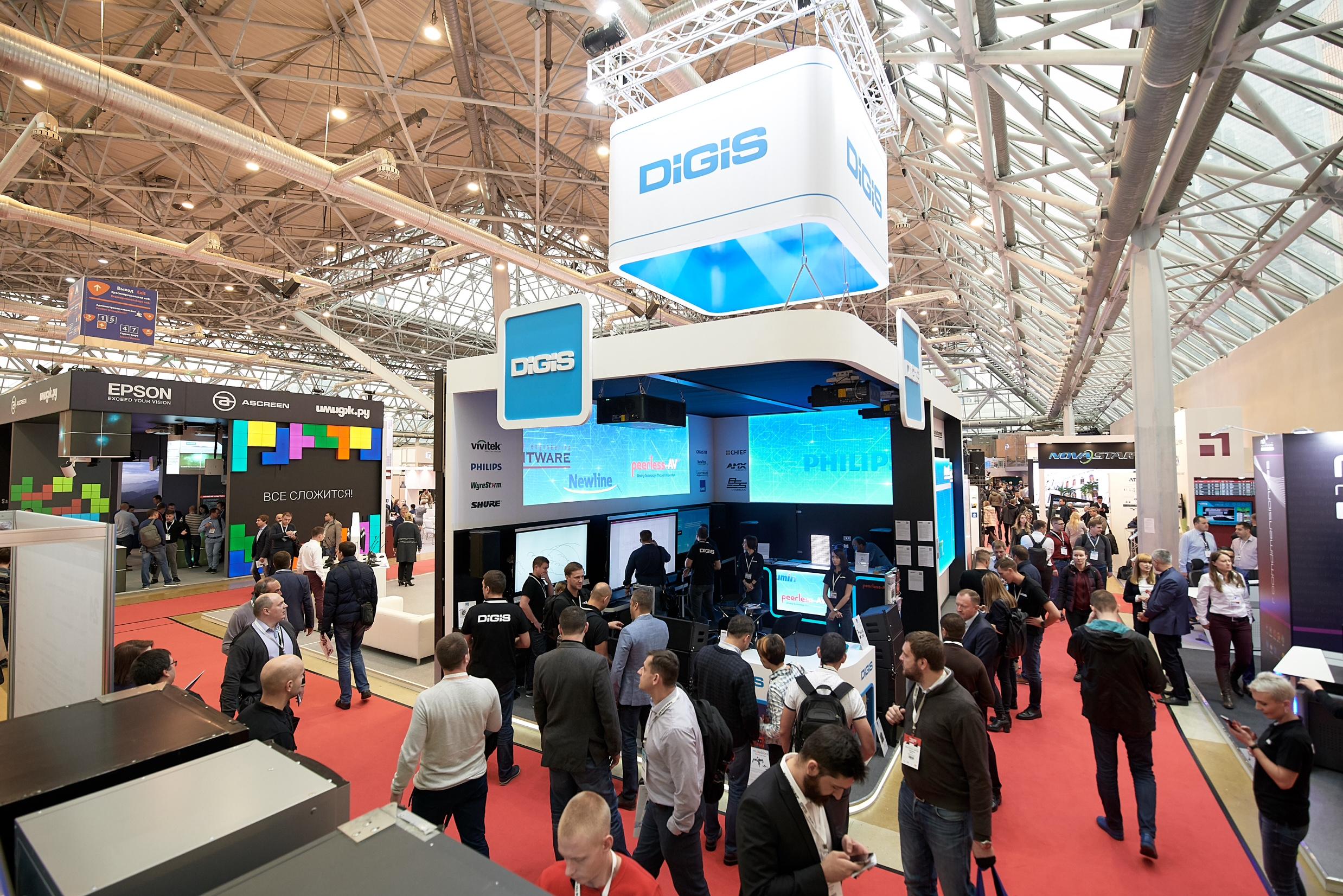 Зачем интегратору ехать на Integrated Systems Russia 2019