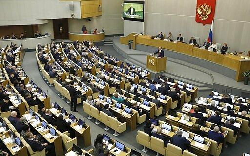 Госдума приняла закон протип «пиратских» приложений без изменений