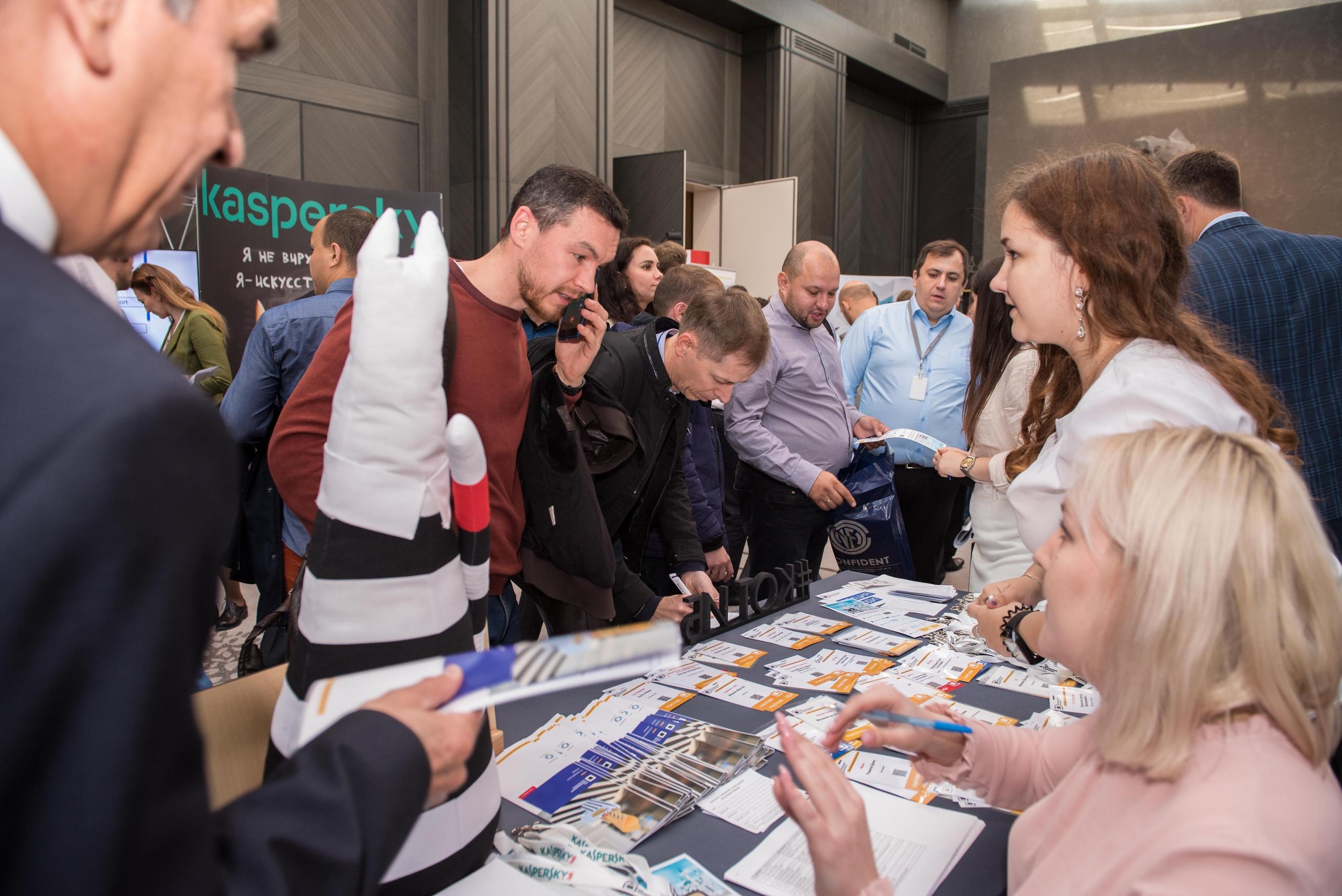 Искусственный интеллект, биометрия и квантовые компьютеры стали темой обсуждения экспертов кода ИБ в Татарстане