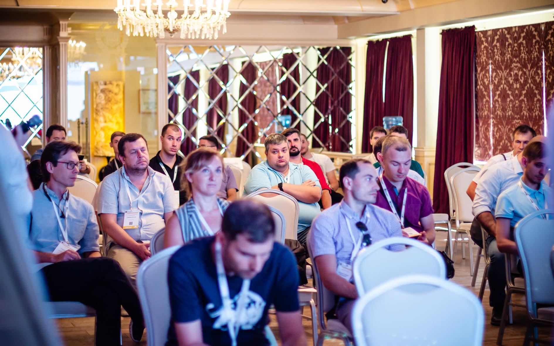 Сезон конференций по информационной безопасности стартовал с Кода ИБ в Краснодаре