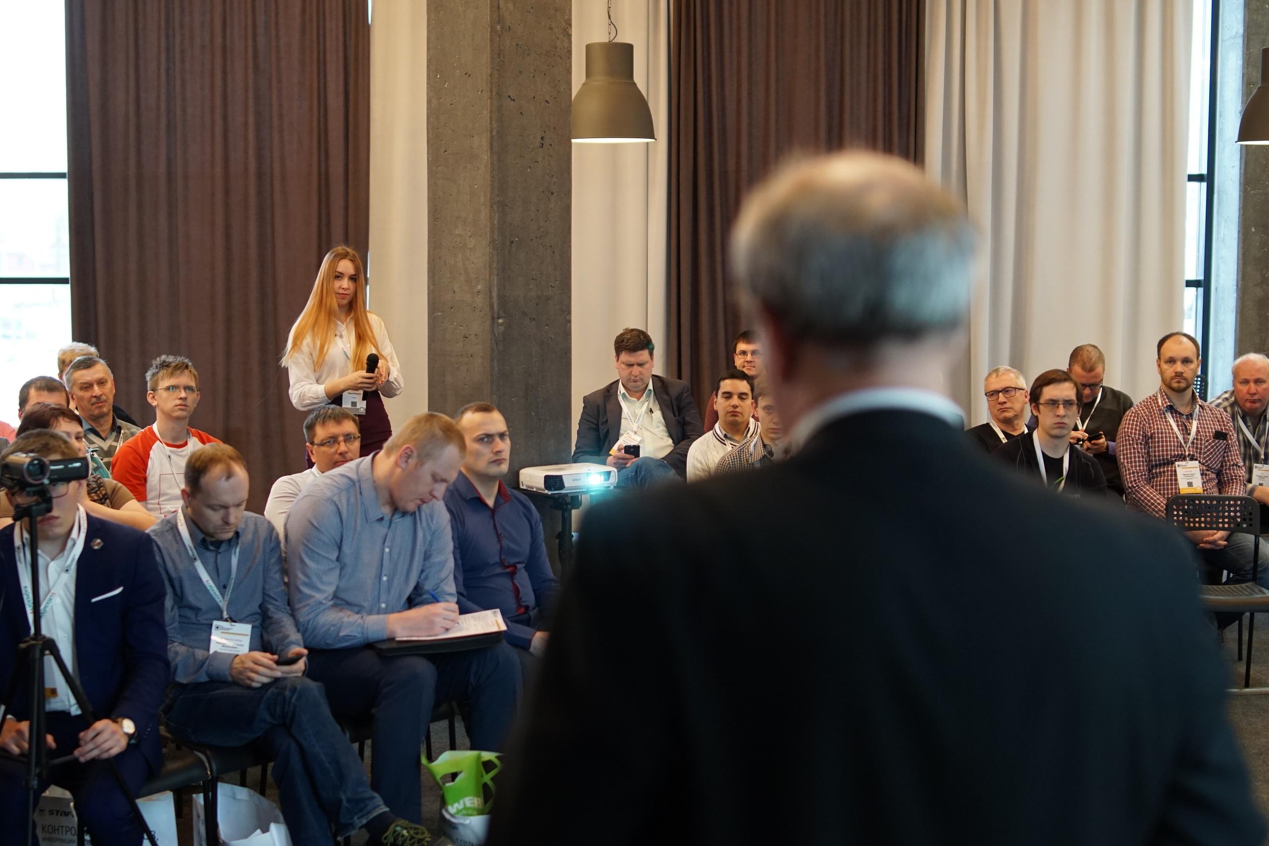 О необходимости и возможности импортозамещения в ИБ дискутировали эксперты Кода ИБ в Перми