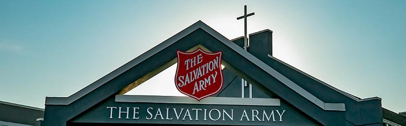 Вымогатели атаковали благотворительную организацию «Армия спасения»