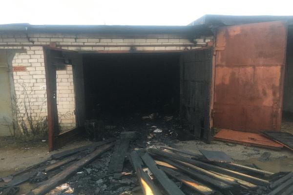В Вологде криптоферма привела к пожару