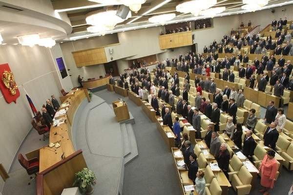 Новый законопроект предлагает наказывать за распространение информации, способствующей введению санкций
