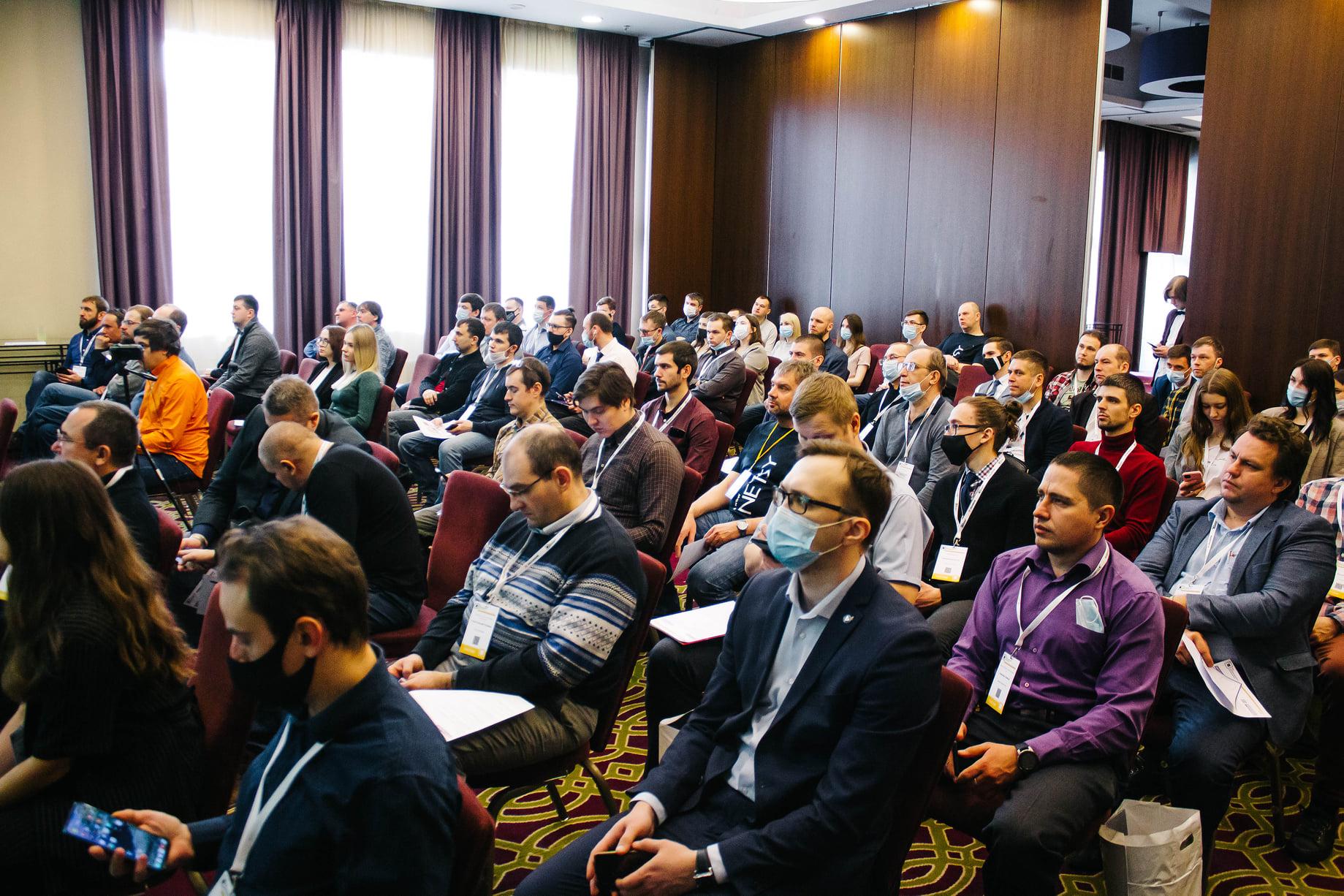 Конференция Код ИБ состоялась в Иркутске