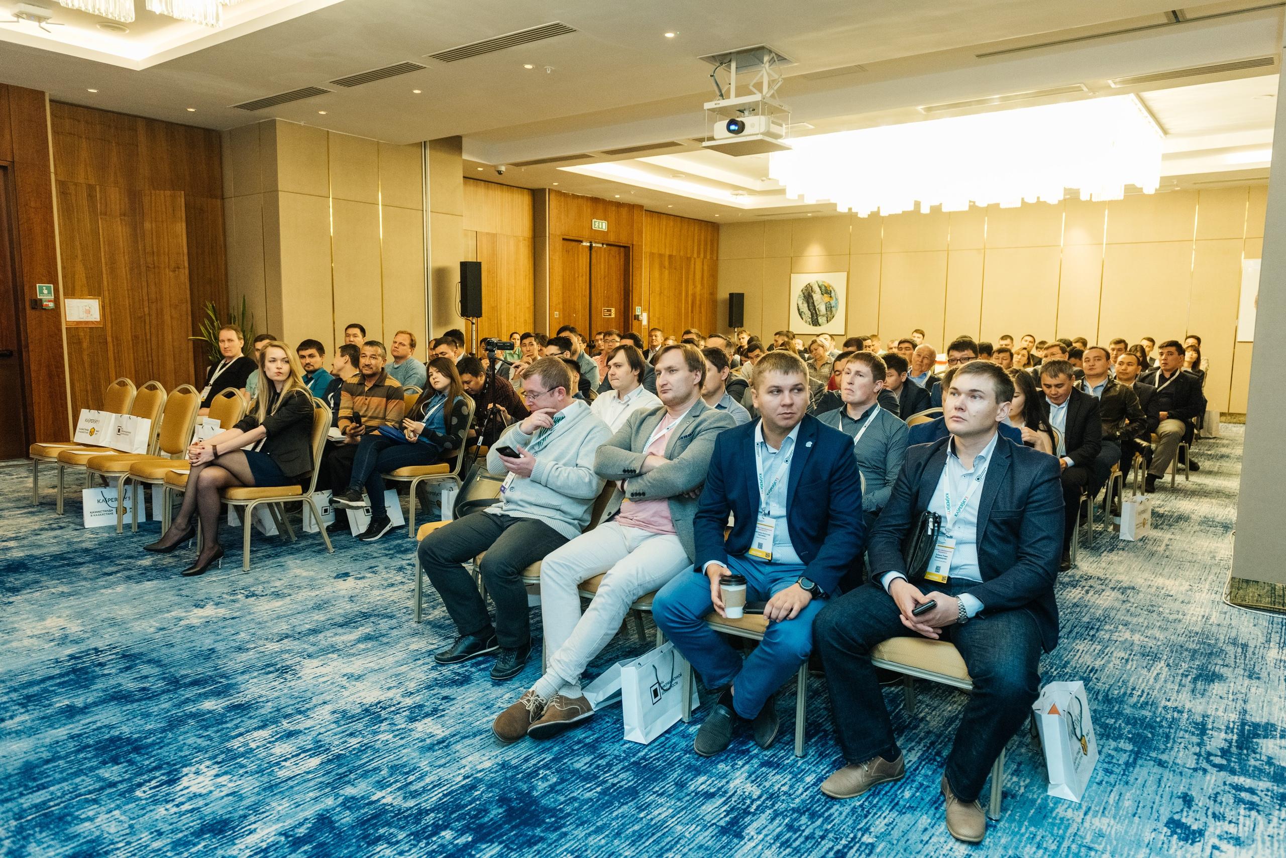 Зрелость рынка ИБ в Казахстане