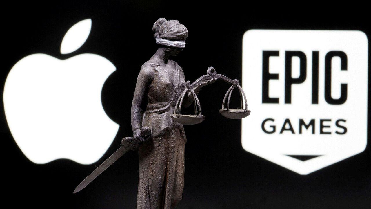 Apple обжалует решение суда по делу Epic