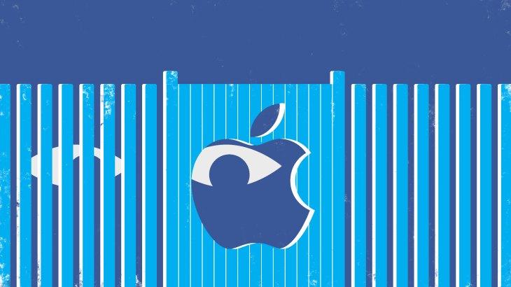 Apple проверяет электронные письма на предмет запрещенного контента