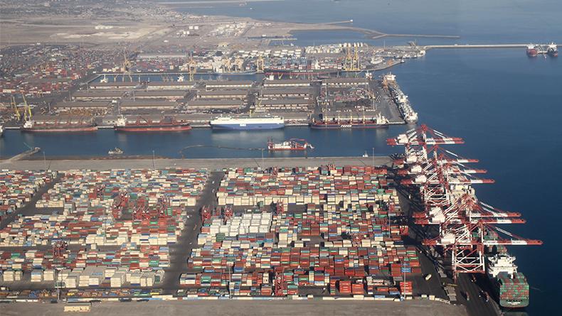 Крупнейший иранский порт Бендер-Аббас подвергся кибератаке