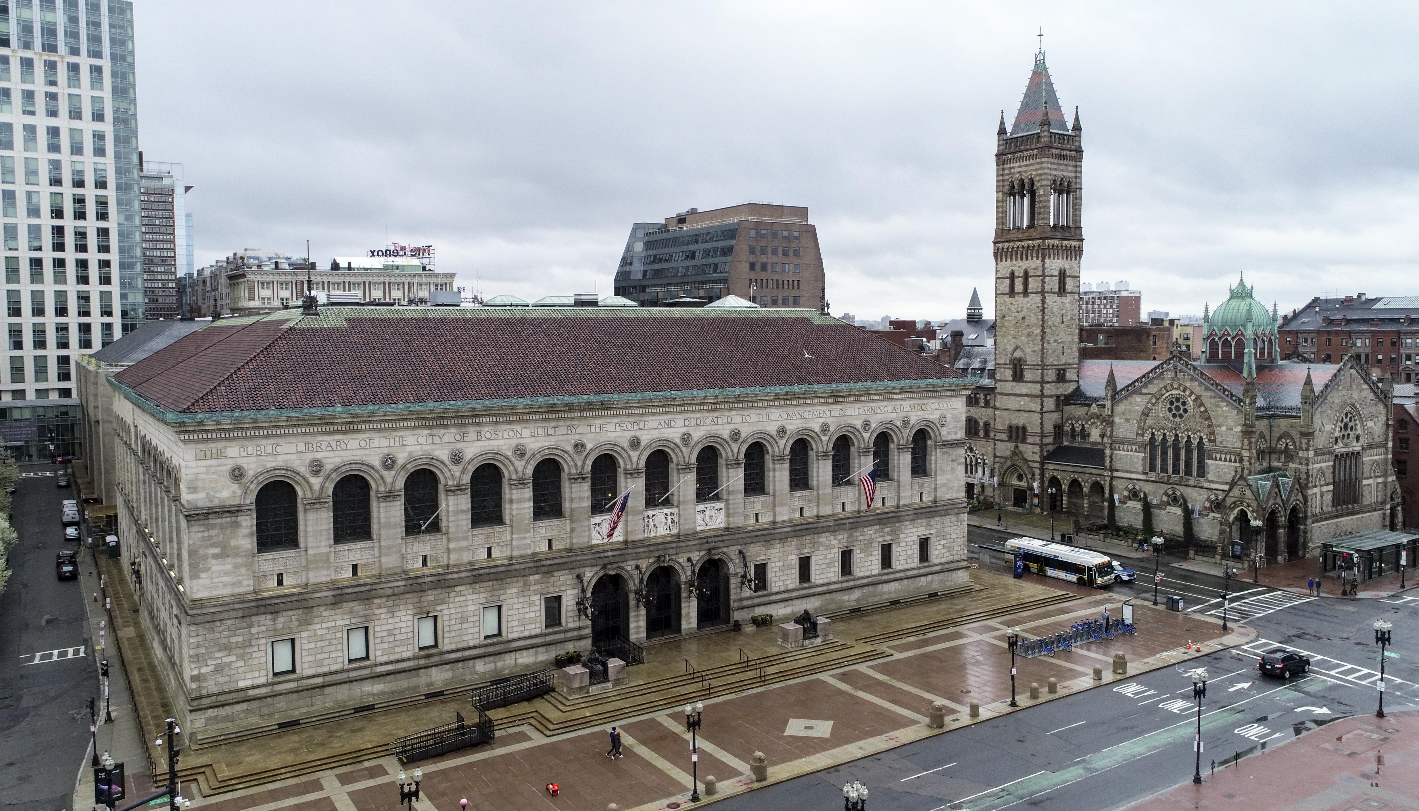 Хакеры атаковали одну из крупнейших в США библиотек