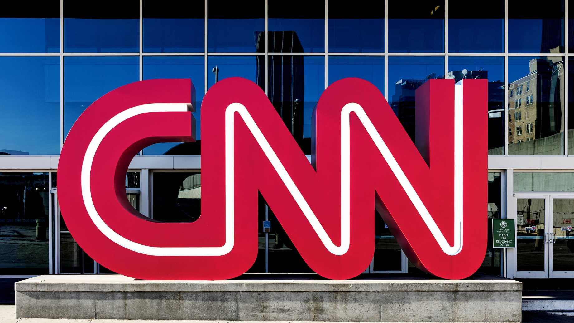 В Китае заблокировали сайт телеканала CNN