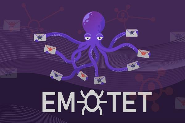 Ботнет Emotet возобновил активность спустя пять месяцев перерыва