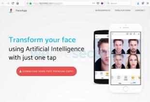 ESET предупреждает о распространении фальшивой версии приложения FaceApp
