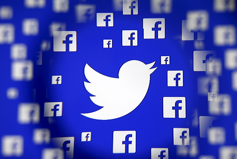 Facebook и Twitter сообщили об удалении сотен российских аккаунтов