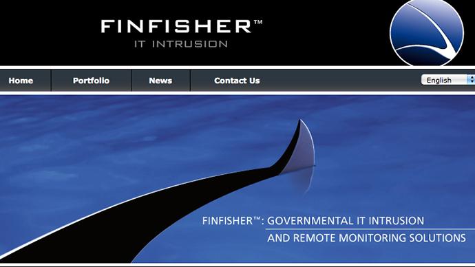 Немецкий производитель шпионского ПО FinSpy подозревается в незаконной деятельности