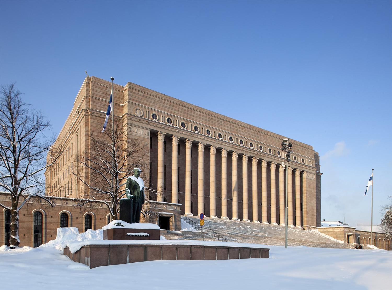 Кибершпионы взломали IT-систему парламента Финляндии